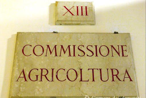 XIII Commissione dell'Agricoltura alla Camera dei Deputati