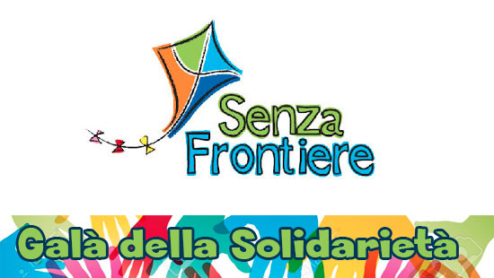"""Gioia del Colle Galà della Solidarietà organizzato dall'Associazione """"Senza Frontiere"""""""
