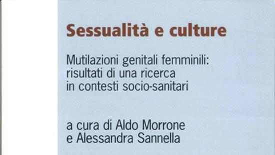 copertina sessualità e culture mutilazioni genitali femminili risultati di una ricerca in contesti sociosanitari