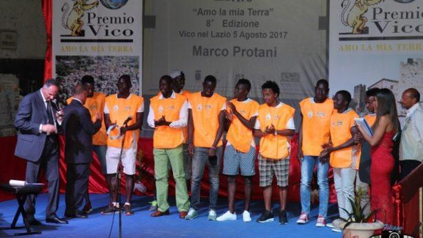 Premio Vico nel Lazio