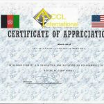 certificate mena gul