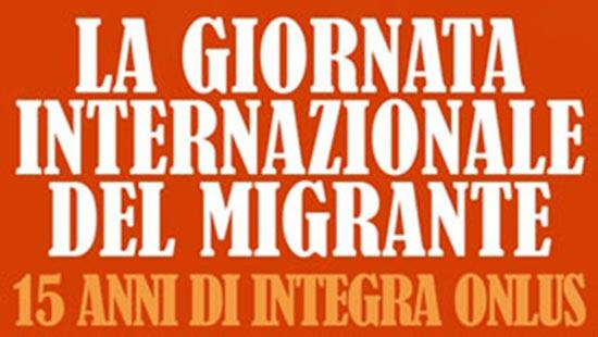 locandina giornata internazionale del migrante