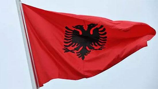 albania bandiera