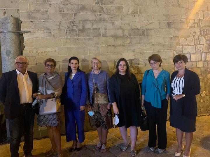 Si e' conclusa con un magistrale intervento al Festival 2020 dei Giornalisti del Mediterraneo