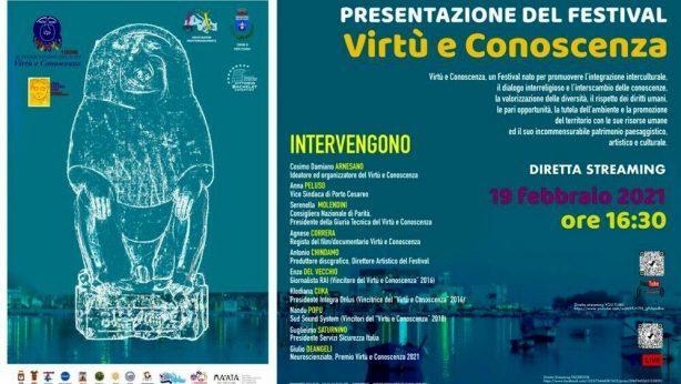 """Festival """"Virtù e conoscenza"""""""